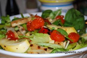 grilled vegetables salad (3)