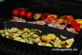 grilled vegetables salad (9)