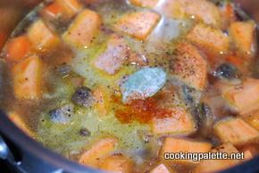 mushroom veg lentil soup (6)