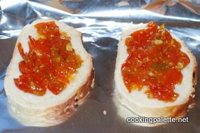 tomato jam cheese toasts (2)