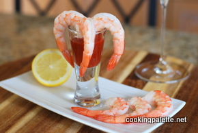shrimp cocktail and sauce  (15)