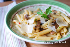 penne with mushrooms and madeira (11)
