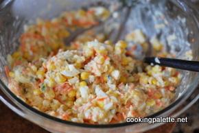 crab corn salad (8)