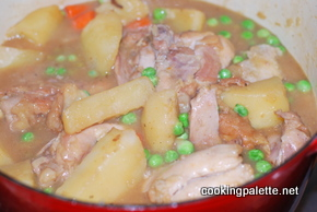 chicken stew wild mushrooms (14)
