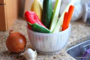 garden veg meat sauce farfalle (1)