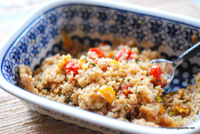 quinoa with peppers and tomatoes (19)