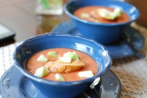quick and easy gazpacho (5)