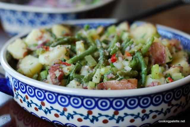 potato green bean salad (7)