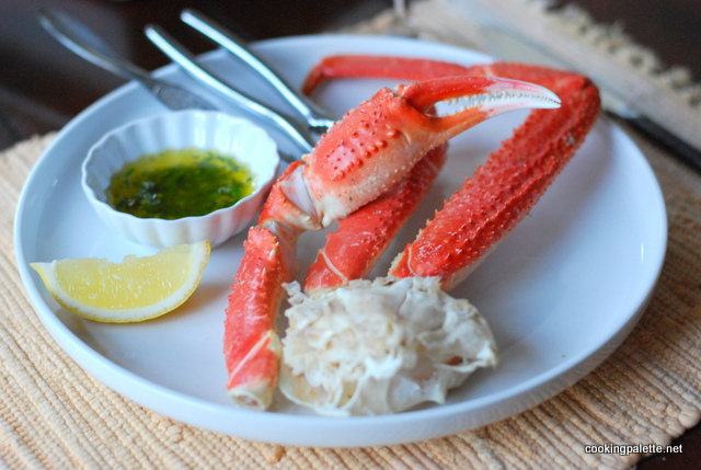 crab legs garlic butter sauce (3)
