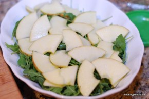 apple pomegranate salad (6)