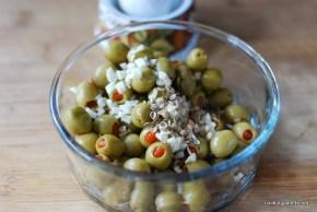 coriander garlic marinated mushrooms (4)