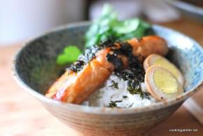 oriental fish over rice (10)