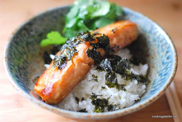 oriental fish over rice (4)