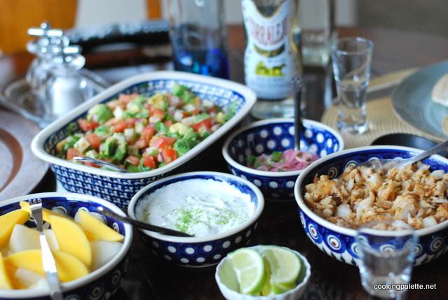 fish tacos lime cilantro crema (16)