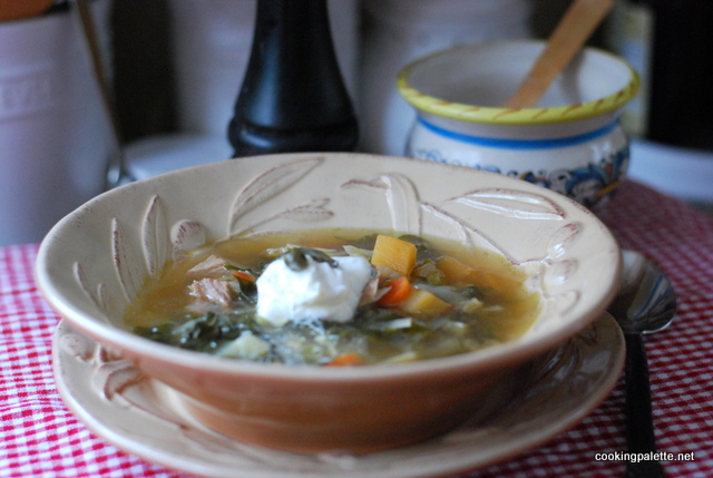 schi with swiss chard and capers  (14)