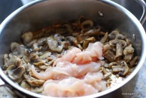 creamy chicken mushroom pasta (5)