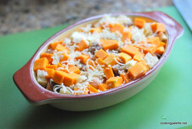 pumpkin casserole (2)