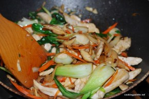 chicken bok choy stir fry (13)