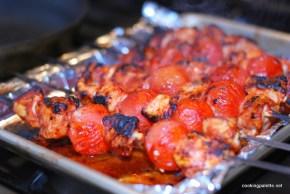 chicken kebabs tomato marinade (12)
