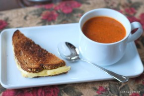 tomato soup grilled cheese sandwich (8)