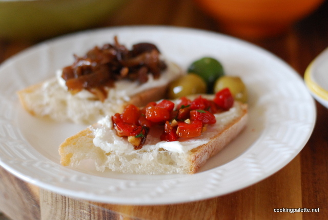roasted pepper and garlic relish (16)