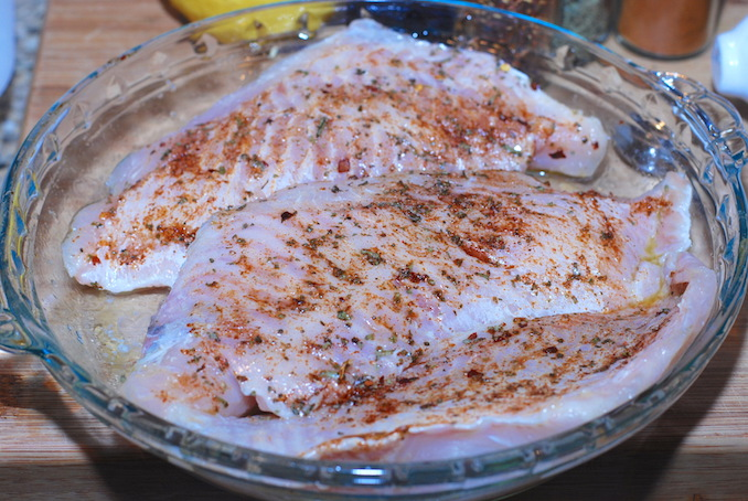 spicy baked cat fish00005
