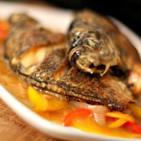 Pinoy Style Escabeche Recipe