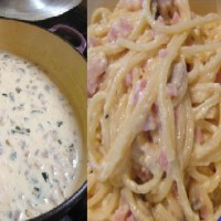 Home-made Carbonara Recipe