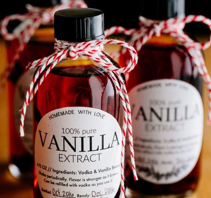 L'extrait de vanille contient-il du gluten ?