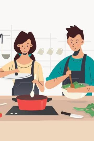 cooking for better mental healthh