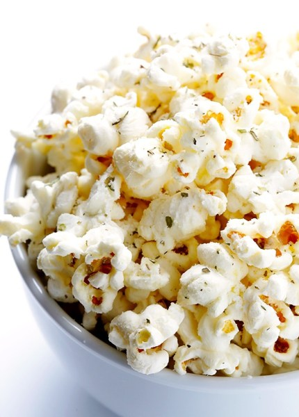 Olive-Oil-and-Parmesan-Popcorn