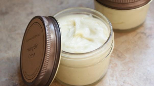 healing skin cream for eczema and psoriasis