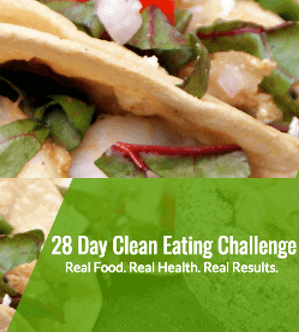28 Day Clean Eating Challenge Meal Plan