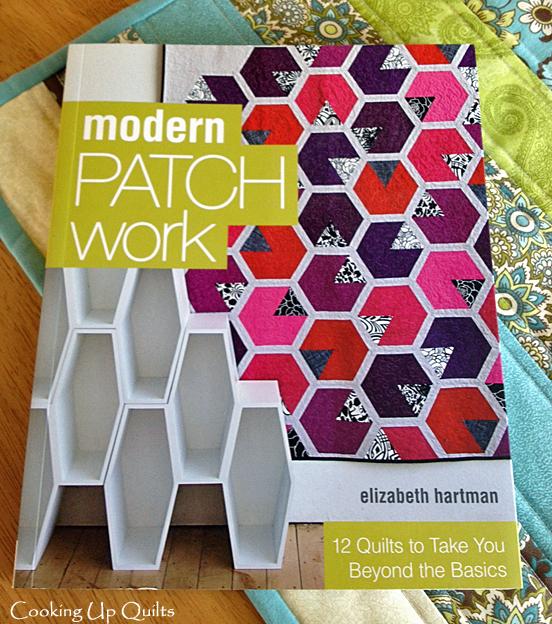 Book Modern Patchwork Elizabeth Hartman
