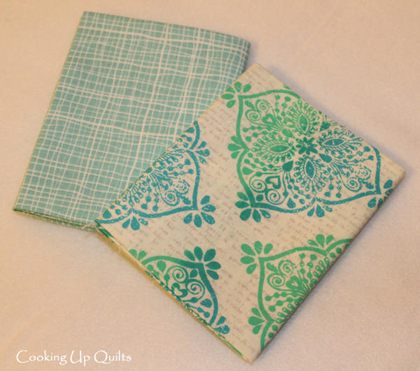 Sea Glass Fat Quarter Favorites