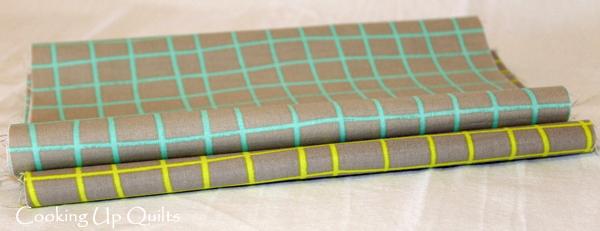 Cotton & Steel Fabric pull