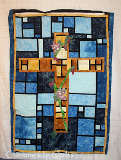 Stained Glass Window Wallhanging