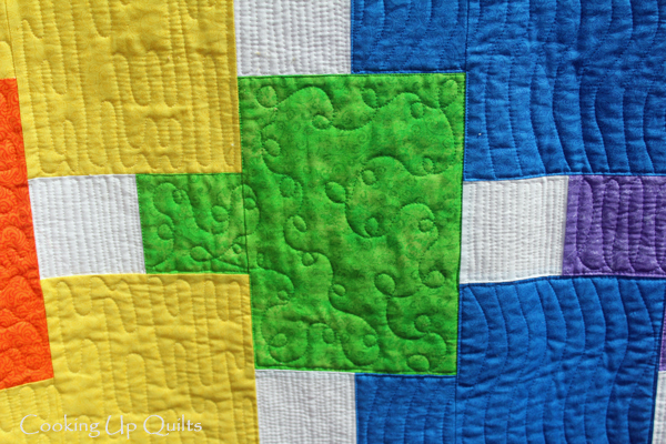 Green-Quilting
