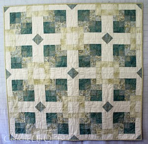 Floating Timeless Treasures Fabric