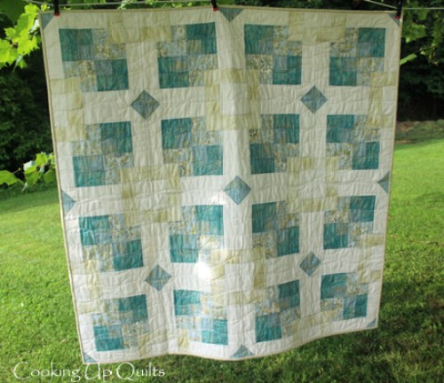 Timeless Treasures Fabric Floating Pattern