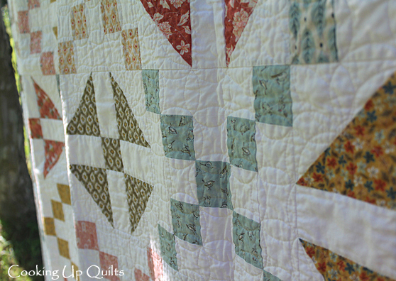 Checkered Past Quilt