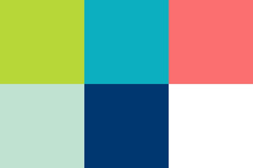 Fabri=Quilt Summer Palette