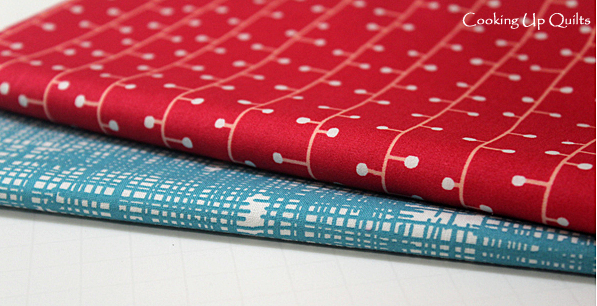 Crosshatch fabric