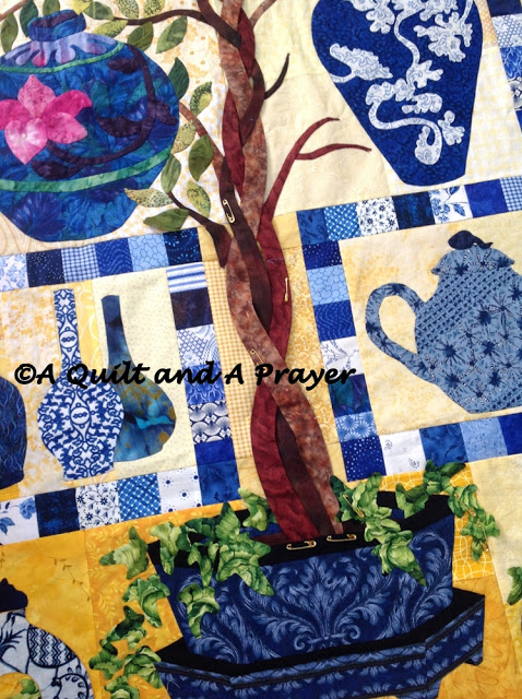 Photo by Teresa of A Quilt and a Prayer