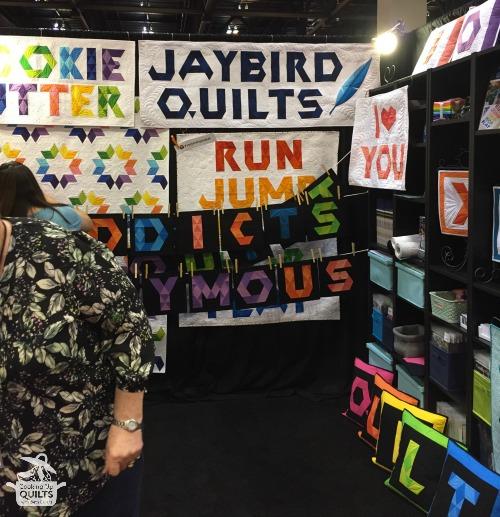 Alphabet Soup Jaybird Quilts