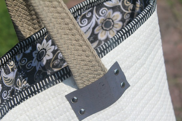 Cork Fabric Tabs