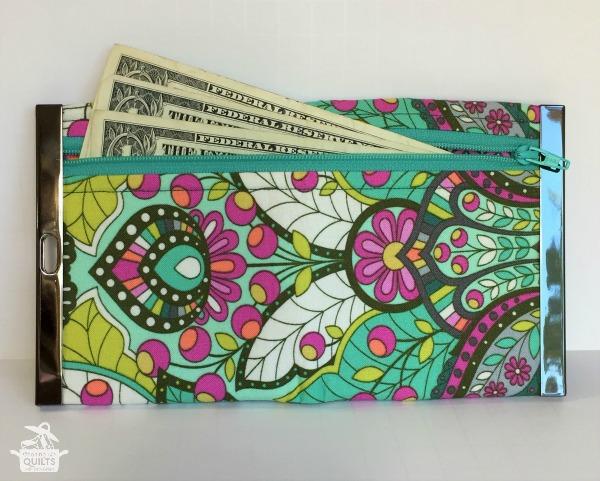 Mini Diva Wallet
