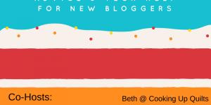 Registration Open - 2018 New Quilt Bloggers Blog Hop