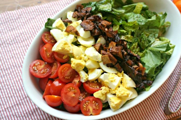 Harvest Cobb Salad4