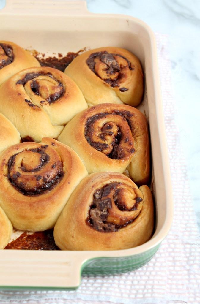 Mocha Cinnamon Roll Recipe